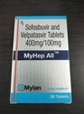 Myhep All - Sofosbuvir And Velpatasvir Tablets 400 Mg / 100 Mg