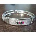 Silver Gents Bracelet