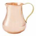 Copper Emboss Jug