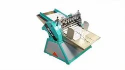 Auto feed Creasing Perforation Sticker Cutting Machine.