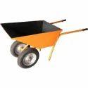 Hand Wheel Barrow Trolley