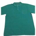 Mens' Polo Neck T-Shirt