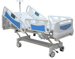 Five Functional Electric ICU Bed