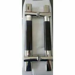 H Shape Glass Door Handle