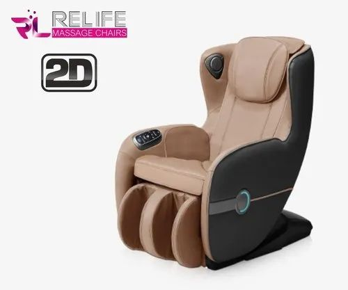 ReLife Royale Solo Shiastu Professional Massage Chair (RL 158)
