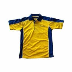 Sports Collar T Shirt