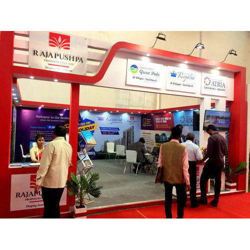 Property Exhibition Booth : Property exhibition booth size meter rs square