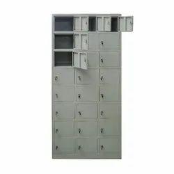 Hulk Lokpal Dismantled Type Steel Locker, Size: Standard, 4 To 44