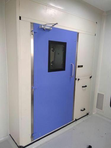 PROTECH - Air Shower, 90 T0 20 Fpm, Model Number: Paspl-asu-05
