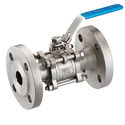 Flanged Ball Valve, Size: 15 Mm To 200 Mm