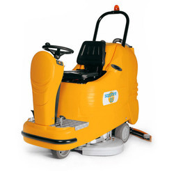 Ride on Industrial Floor Scrubber Driers, Model Sapphire 85