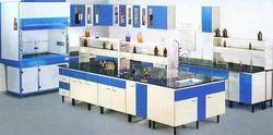 Laboratory Furniture Set