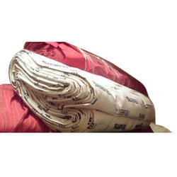 Red , Yellow Tractor Hood Cloth