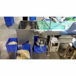 Cashew Shell Kernel Separator