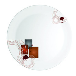 MELAMINE SPORTY PLATE 3 Cube