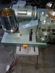 Wire Flatter Machine