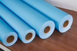 Sillicon Coated Blue Glassine Release Paper Rolls
