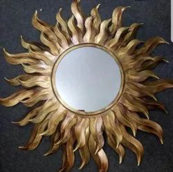 Sunburst Decorative Mirror