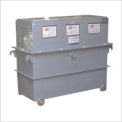 Oil Cool Voltage Stabilizer