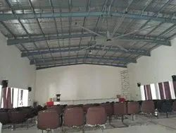 AUDITORIUM Building Systems