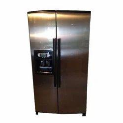 200 L Stainless Steel Vertical Deep Freezer