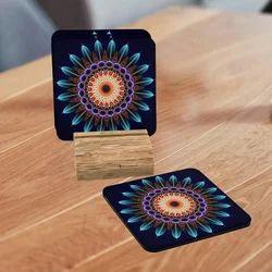 Custom 3.5 Inch Coasters