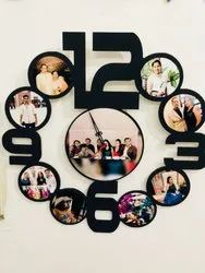 Wooden MDF collage for sublimation printing
