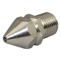 High Pressure Tube Cleaning Nozzle
