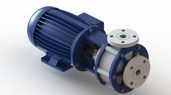 PP Injection Molded Mono Block Pump