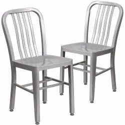 Stainless Steel Restaurant Chairs