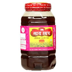 Gai Chaap 5 Liter Mustard Oil