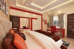 Pink Colour Bedroom Design Images in Koyambedu, Chennai ...