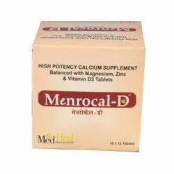 Menrocal D Tablet
