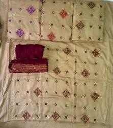 Bandhani Cotton Suit