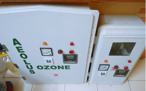 Electrical Ozone Generator For Hotels And Resort | ID