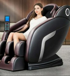 Zion  FULLY AUTOMATIC Massage Chair