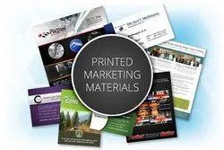 Marketing Materials Printing, Location: Pan India