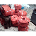 Red Recycled Pp Rope