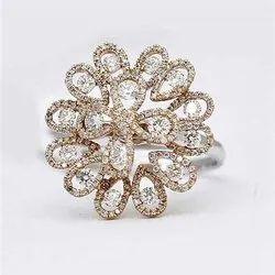 Diamond Cocktail Rings
