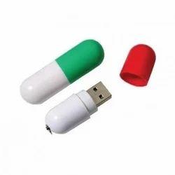 Velvet Capsule USB Pen Drive