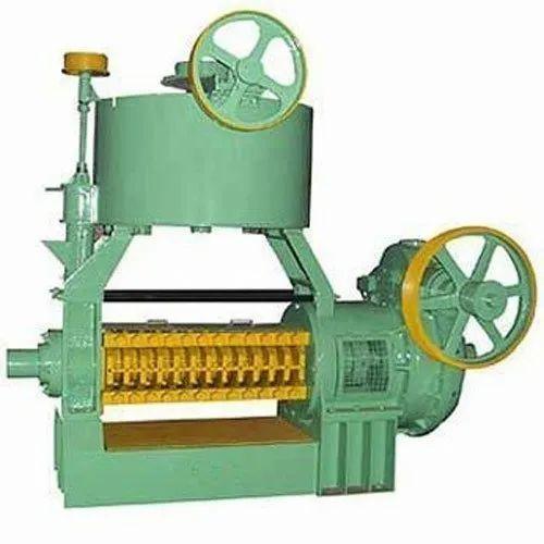 Round Kettle Oil Milling Machine
