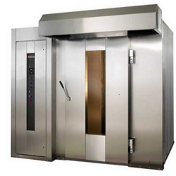 Single Door Digital Rotary Oven, Capacity: 2000-3000 Kg