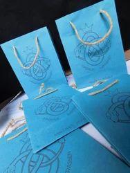 conifer Multicolor Logo Printed Paper Bags, For Scrapbooking, 100