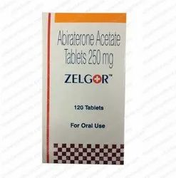 Zelgor 250mg Abiraterone Tablet
