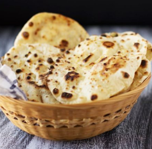 Indian Breads Butter Naan Hotels Restaurants From Indore