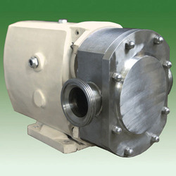 Two Spindle Screw Pump