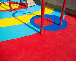 EPDM Playground Rubber Flooring