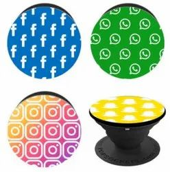 UV Printed pop sockets