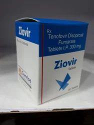 Ziovir Tablets
