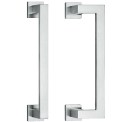 SS Square Pull Handle